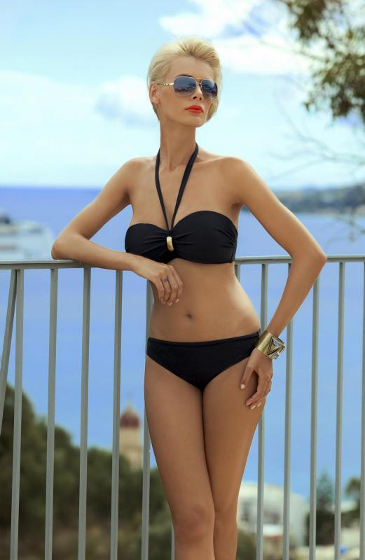 Eleganter Bandeau-Bikini-Bis zu -50% im Sommer-Sale