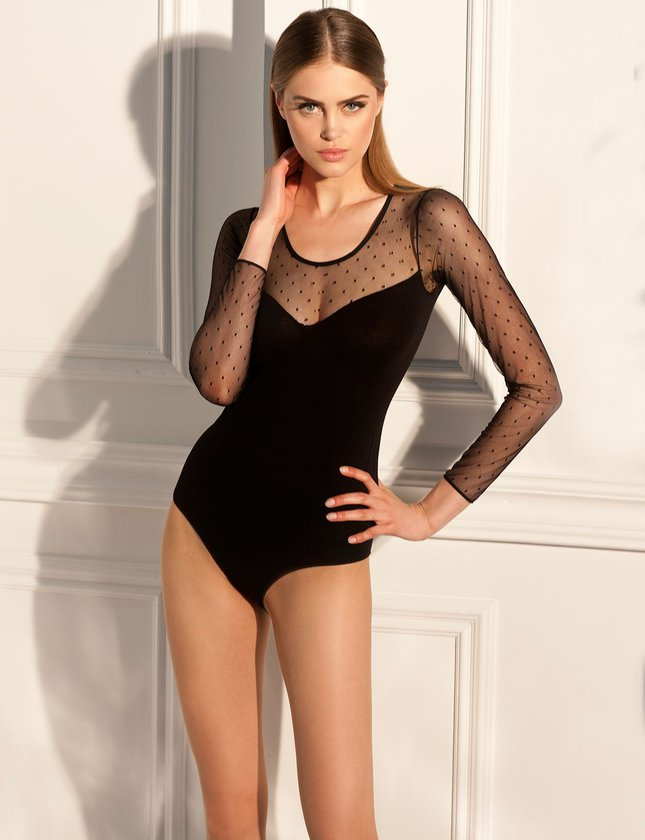 5971d37c1e86c Elegan   sexy Body in schwarz-www.laviolett-dessous.de