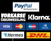 Zahlung & Versand