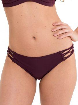 Sexy Bikinislip mit seitlicher Schnüroptik-Neue Trends 2018