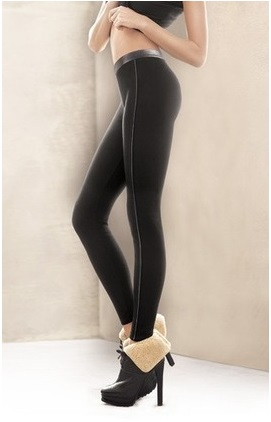 warme Leggings