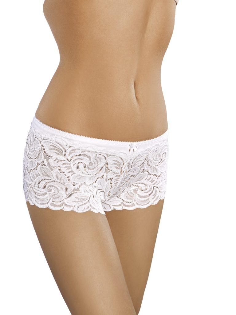 Gabidar 52 Spitzen Panty aus Baumwolle - LaViolett Dessous