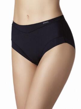 Damen-Slip-schwarz